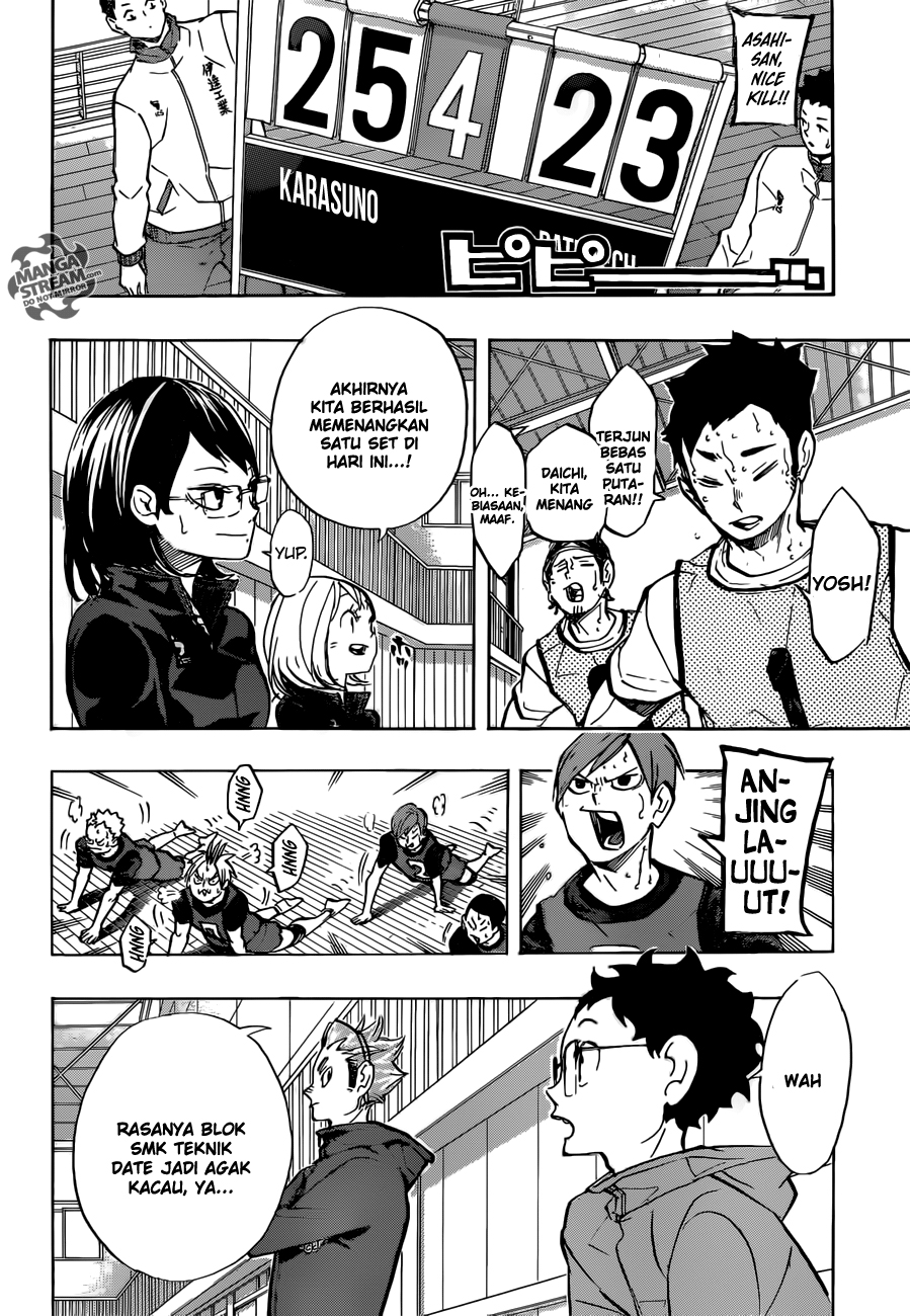 Haikyuu Chapter 226-5
