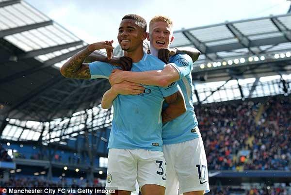 Man City 5-0 Liverpool: Thẻ đỏ và cái kết đắng 5