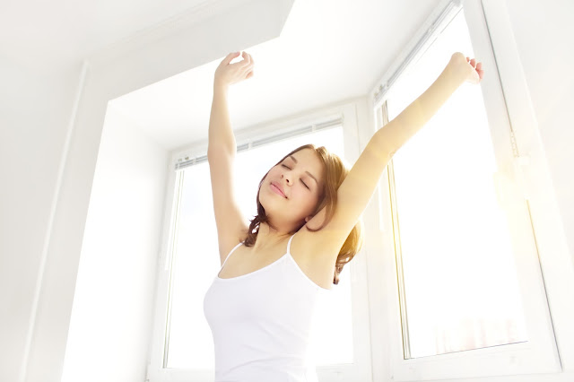 10 Easy Tips To Feel Energetic Throughout The Day!