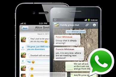 como espiar un whatsapp android