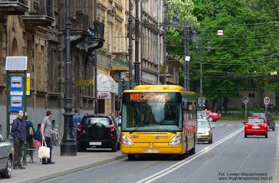Irisbus Citelis 12M, Mobilis Kraków