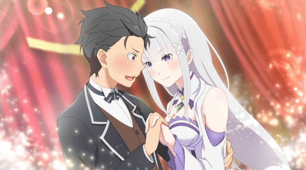 Pasangan Anime Terbaik - Subaru Natsuki X Emilia