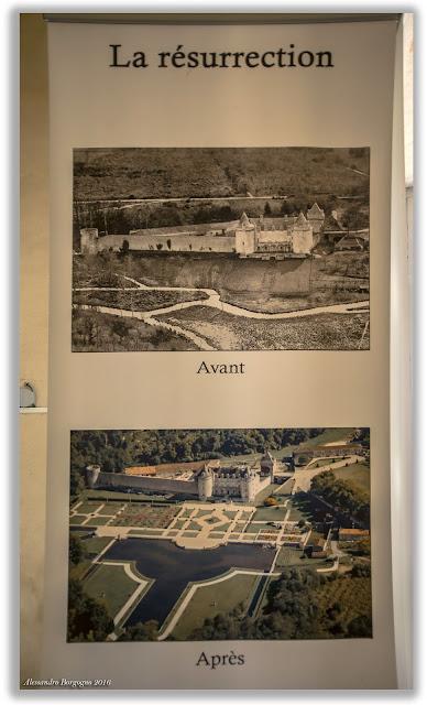 Charente- Maritime - Château de la Roche Courbon - Giardini