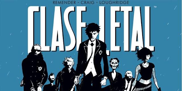"""Wes Craig, dibujante de """"Clase Letal"""", invitado del 37 Cómic Barcelona"""