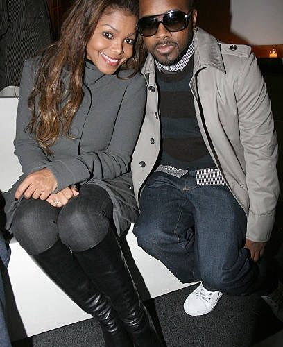 Jermaine Dupri denies getting back together with Janet Jackson