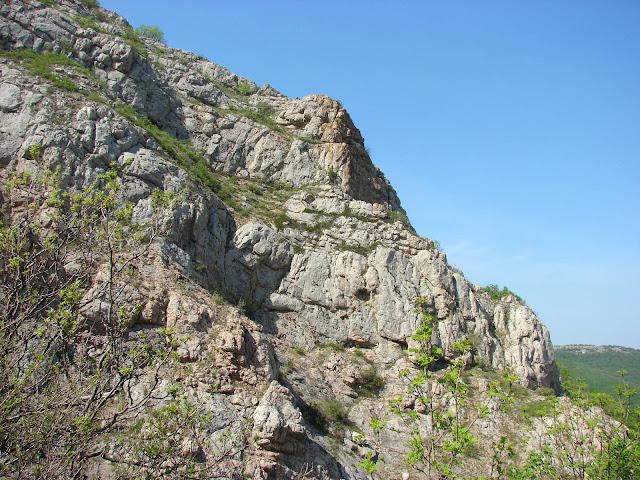 Стены каньона Байсу