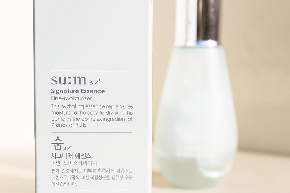 su:m37 Signature Essence Fine-Moisturizer