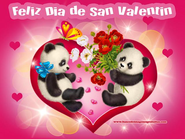 Feliz San Valentin Amor Imagenes