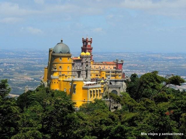 Palacio y Parque da Pena, fantasía del romanticismo
