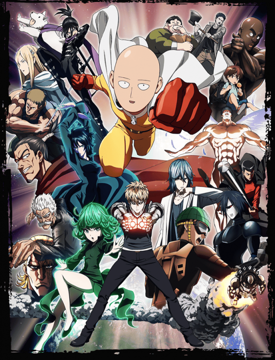 One Punch Man |12/12| |Sub. Español| |Mega|