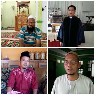 Tokoh Agama Tumpaan Menolak People Power