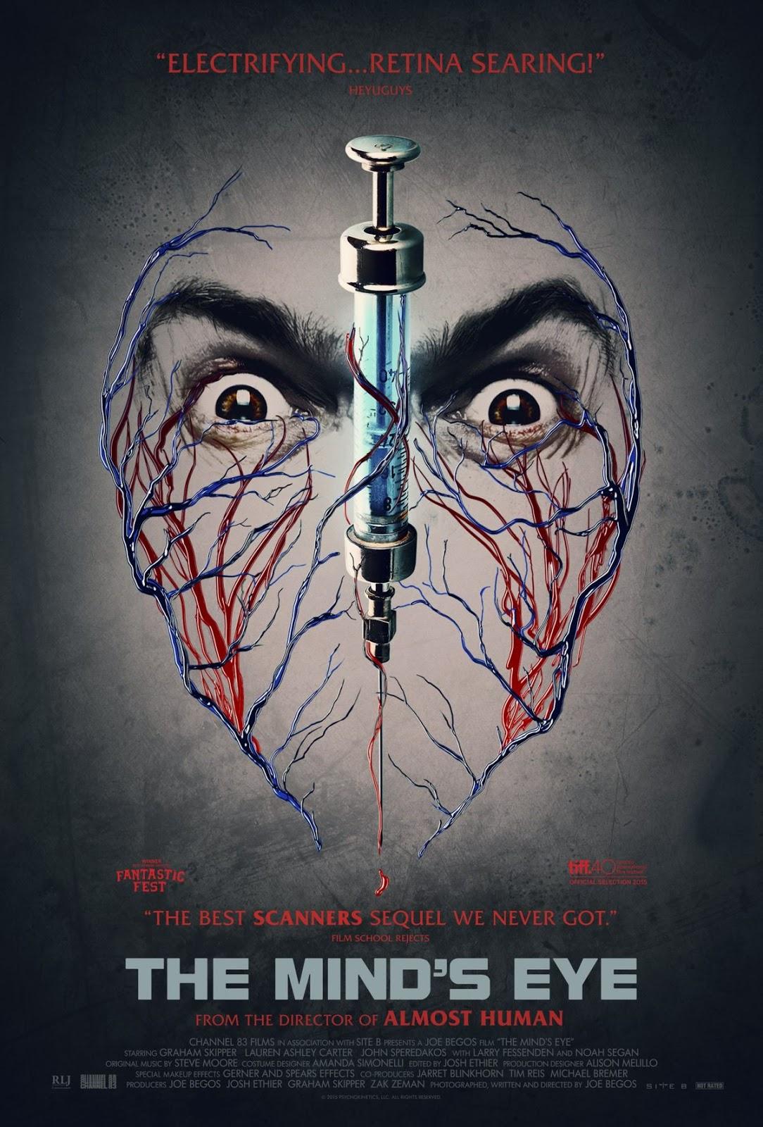 The Mind's Eye 2015 - Full (HD)