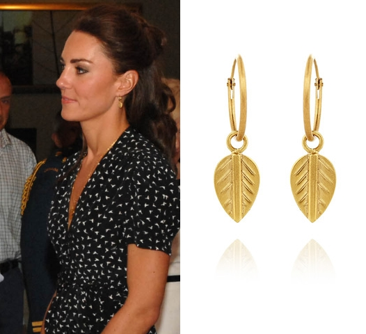 duchess kate kate jewellery earrings