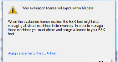 VMware ESXi: How To Reset ESXi Trial License