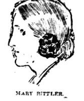 Boggo Road prisoner Mary Rittler.