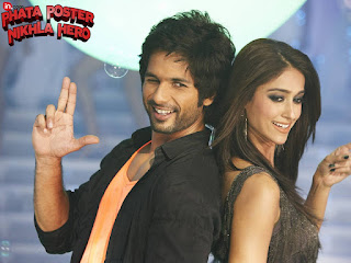Ileana DCruz with shahid kapoor images in phata poster nikla hero movie