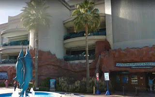 Downtown Aquarium is a public aquarium in Houston, Texas