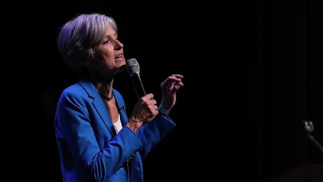 US Green Party presidential nominee Jill Stein says US needs new voting system