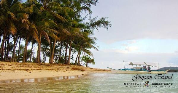 Guyam Island Siargao - Schadow1 Expeditions