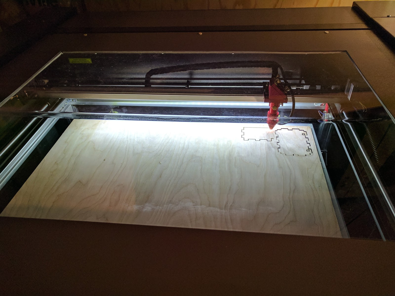 Microcarpentry: The Voccell DLS Laser Cutter