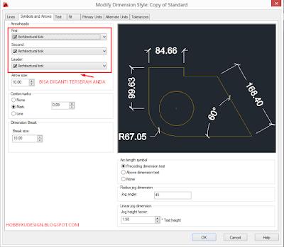 Tutorial dan Cara Mensetting Dimension Style Dan Drawing units Dengan Benar Pada Autocad Semua Versi Lengkap