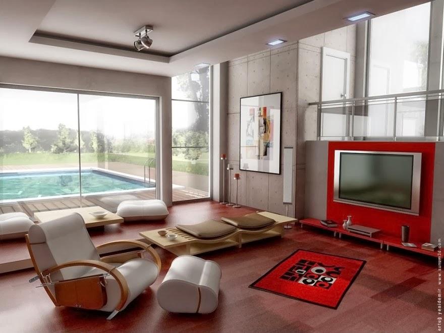 Idée Design Intérieur Moderne