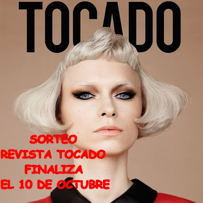 #SorteoRevistaTocado
