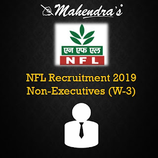 NFL Recruitment 2019 | Non-Executives (W-3)