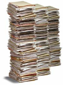 The Best Way To Back Up Your Paper Records