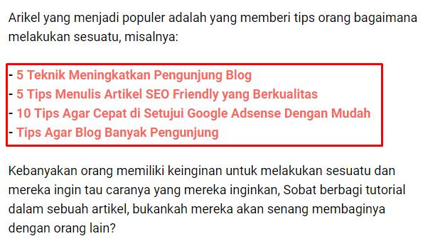 Rahasia Cara Cepat Mendapatkan Sitelink Dari Google