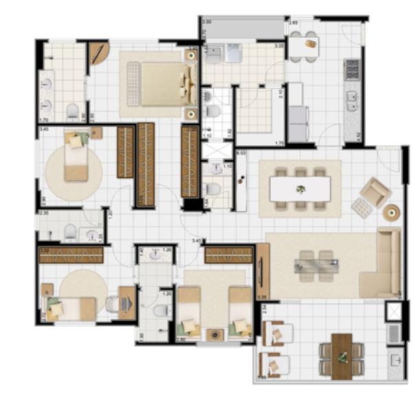 33 Ideias Para Transformar Sua Casa Normal Em: Tudo é DImais: SUÍTE AMERICA E SUÍTE PLENA