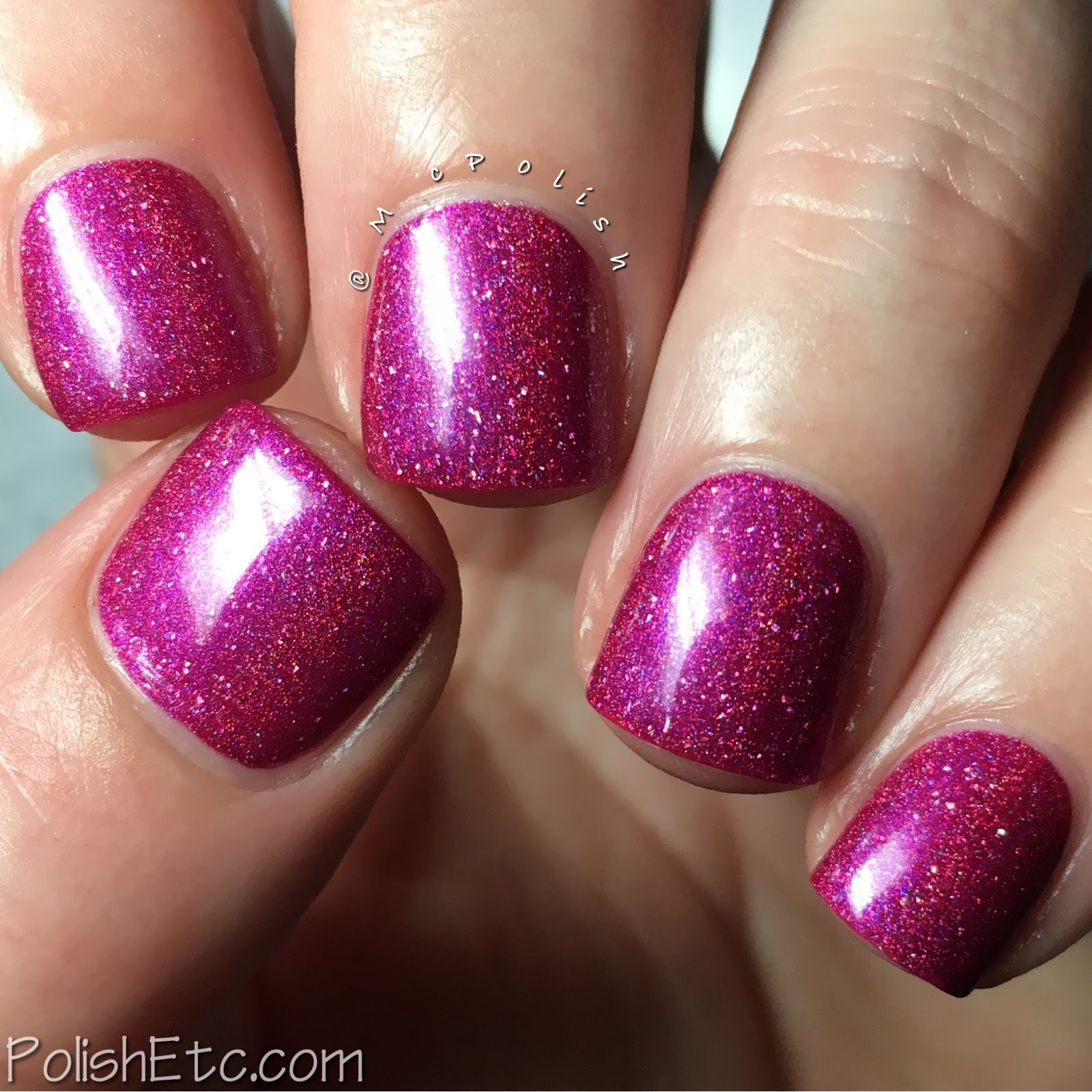 Lollipop Posse Lacquer - Women of Words Collection - McPolish - Really Almost Beautiful