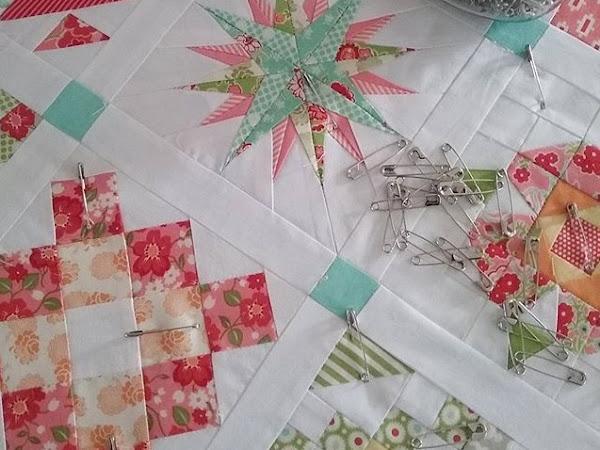 Chatelaine- Free BOW Sampler Quilt Border Inspiration Part 2