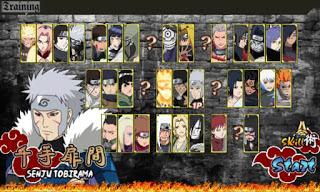 Naruto Senki: Live or Die Apk