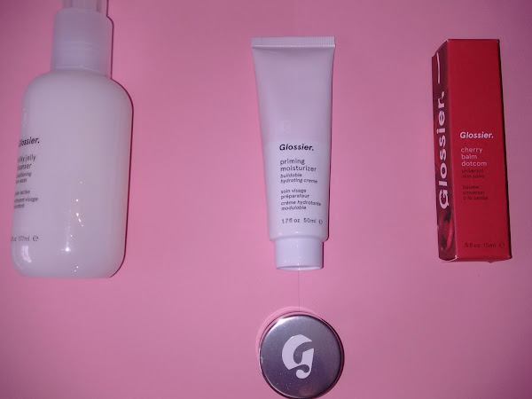 Welcome To The UK, Glossier