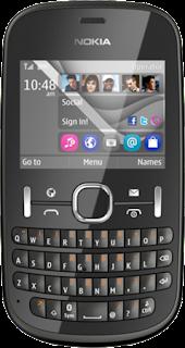 تحميل برامج والعاب نوكيا Nokia Asha 201