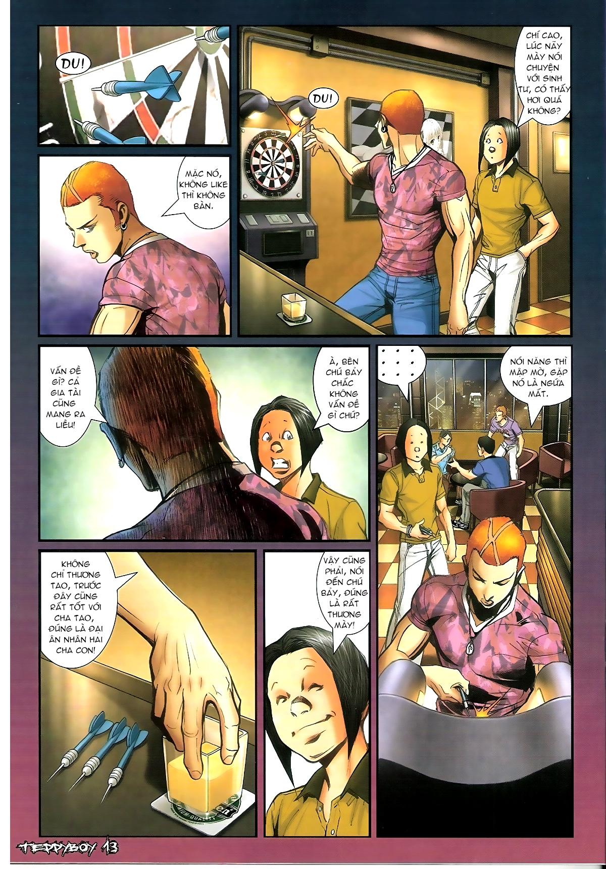 Người Trong Giang Hồ - Chapter 1348: Đại Ân Nhân - Pic 12