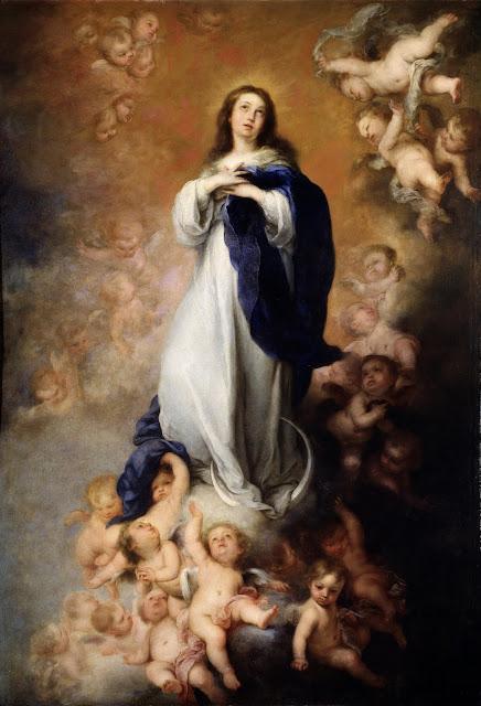 Murillo, Inmaculada Concepción de los Venerables, 1678.