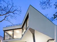 Architektur Moderne Villen Neubau