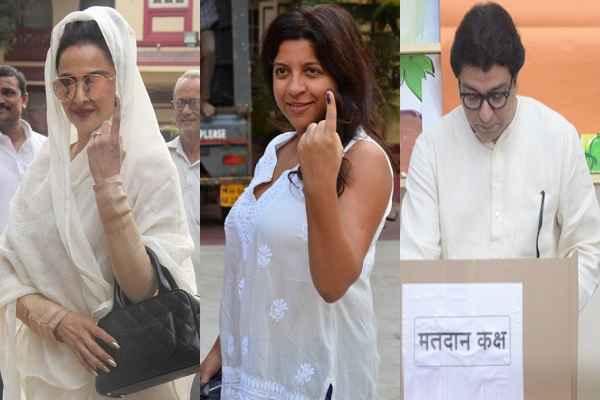 BMC में पांच चुनावों का टूटा रिकॉर्ड, इस बार जमकर मतदान