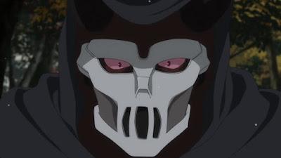 Kuromukuro Episode 22 Subtitle Indonesia
