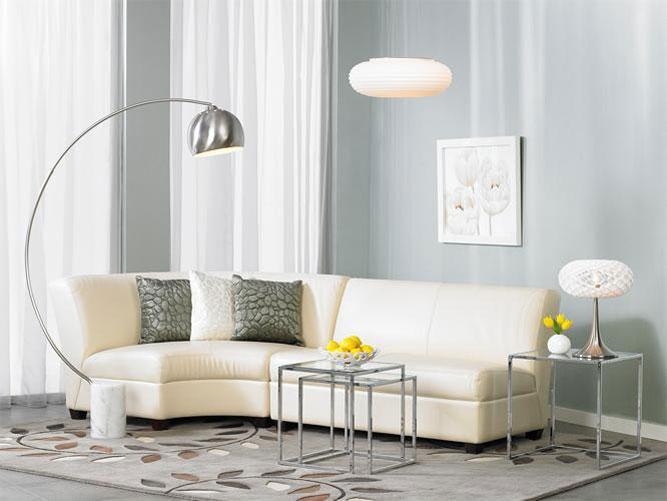 Muebles y decoraci n de interiores lamparas modernas para - Iluminacion de pie ...