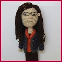 Amy amigurumi