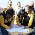 Fútbol | Las peñas del Barakaldo CF entregan 400 firmas reclamando una asamblea extraordinaria