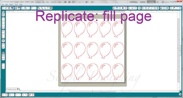 Replicate5 Align and Replicate in the Silhouette Software Program 3