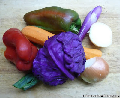 comida natural,receta vegetariana,verduras,cocina saludable