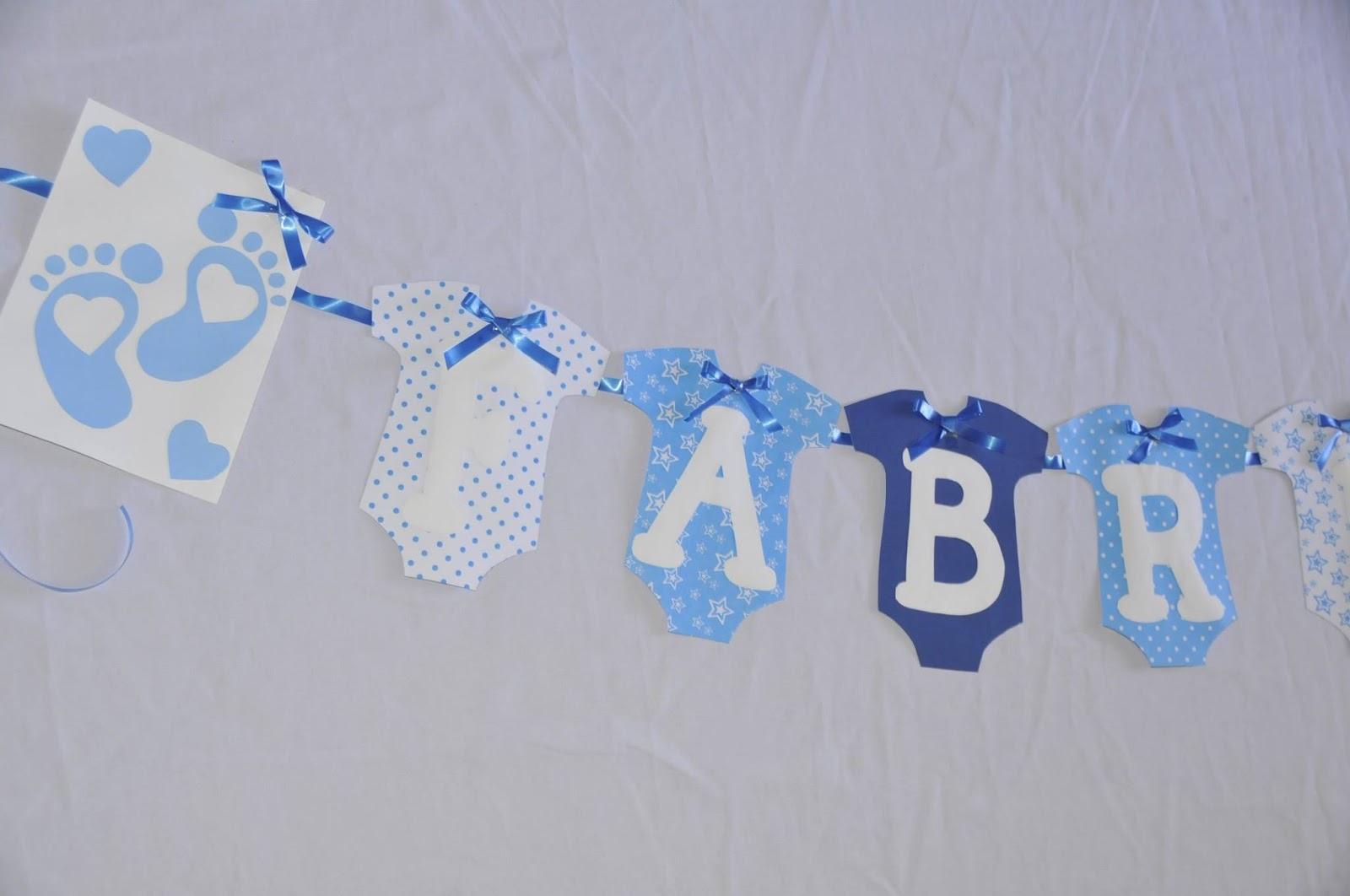 Decoracin para Baby Shower Cositas Mas