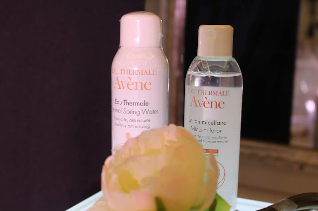 Hydrating Make-Up Remover: Eau Thermale Avene