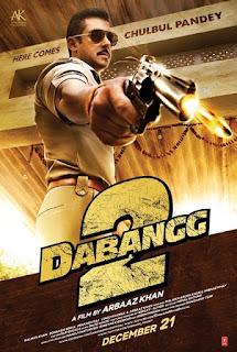 Dabangg 2 (2012) มือปราบกำราบเซียน 2 [พากย์ไทย+ซับไทย]