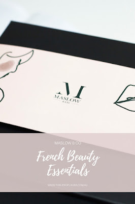 Maslow and Co French Beauty Edit